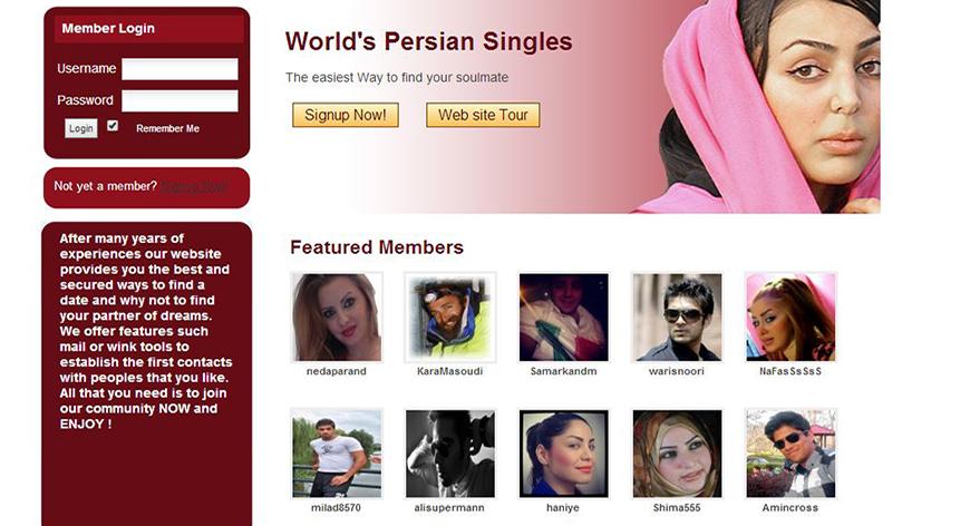 dating iranian