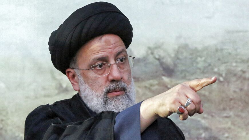 Who is Ebrahim Raisi, the front-runner in Iran's presidential race? -  Al-Monitor: The Pulse of the Middle East