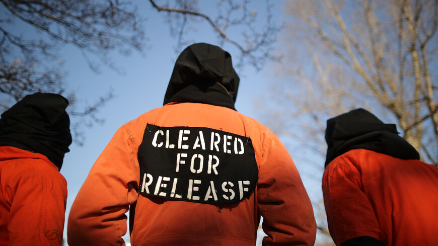 Biden administration transfers first Guantanamo detainee to Morocco
