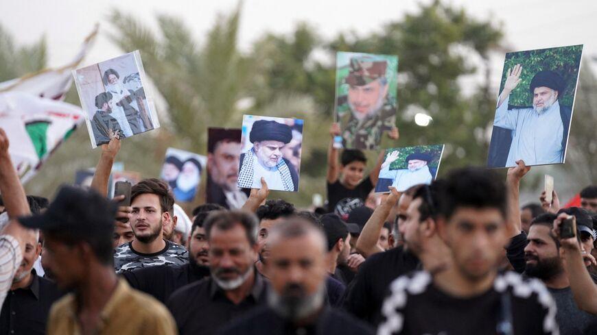 Aug. 27 march backing Sadr