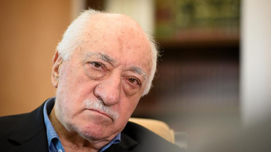 U.S.-based Turkish cleric Fethullah Gulen at his home in Saylorsburg, Pennsylvania, U.S. July 10, 2017. REUTERS/Charles Mostoller - RC1C1F12DE90