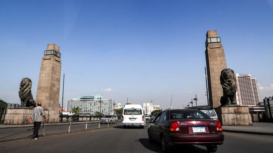 Cairo Eye Aims To Turn Egypt Into Global Tourism Hub Al Monitor The Pulse Of The Middle East