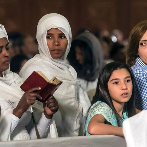Coptic Easter Mass