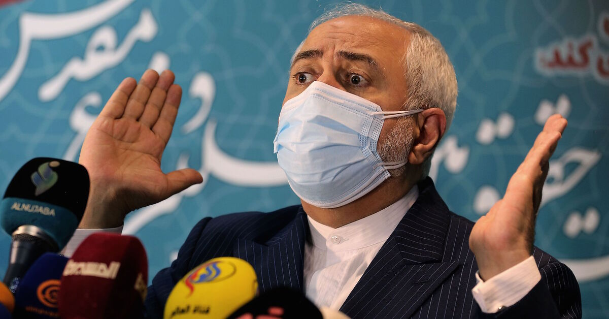 Iran's foreign minister calls attack on nuclear site 'bad gamble'