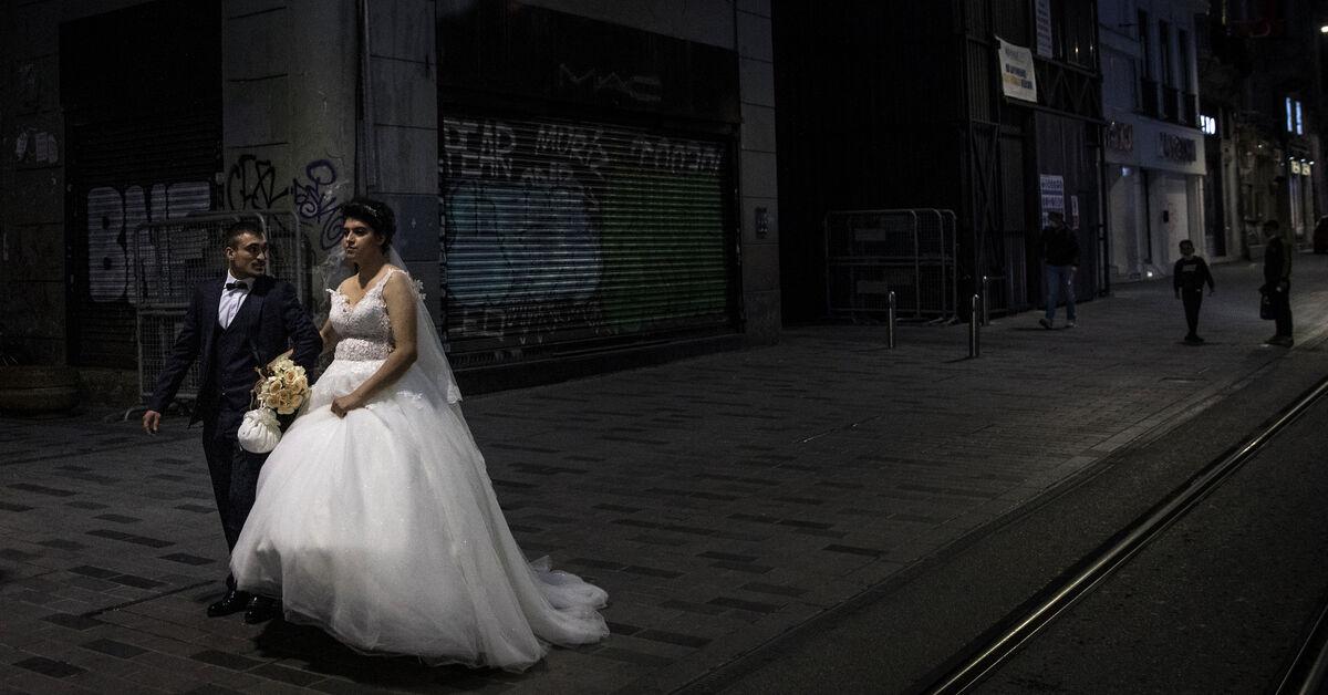 Talk of Kurdish weddings code for terror plots, Turkish prosecutors say