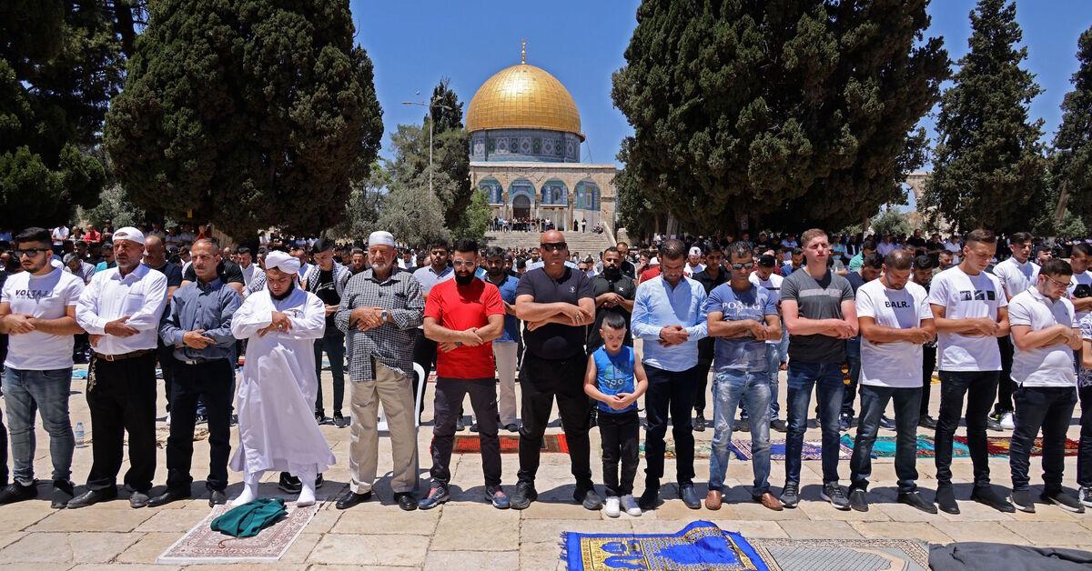 Al Aqsa, Jerusalem unite Palestinians again
