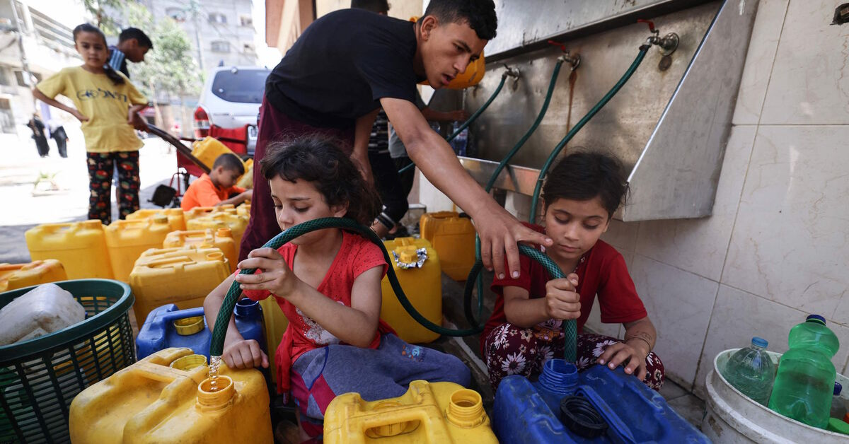 Israeli campaign in Gaza worsens water crisis - Al-Monitor
