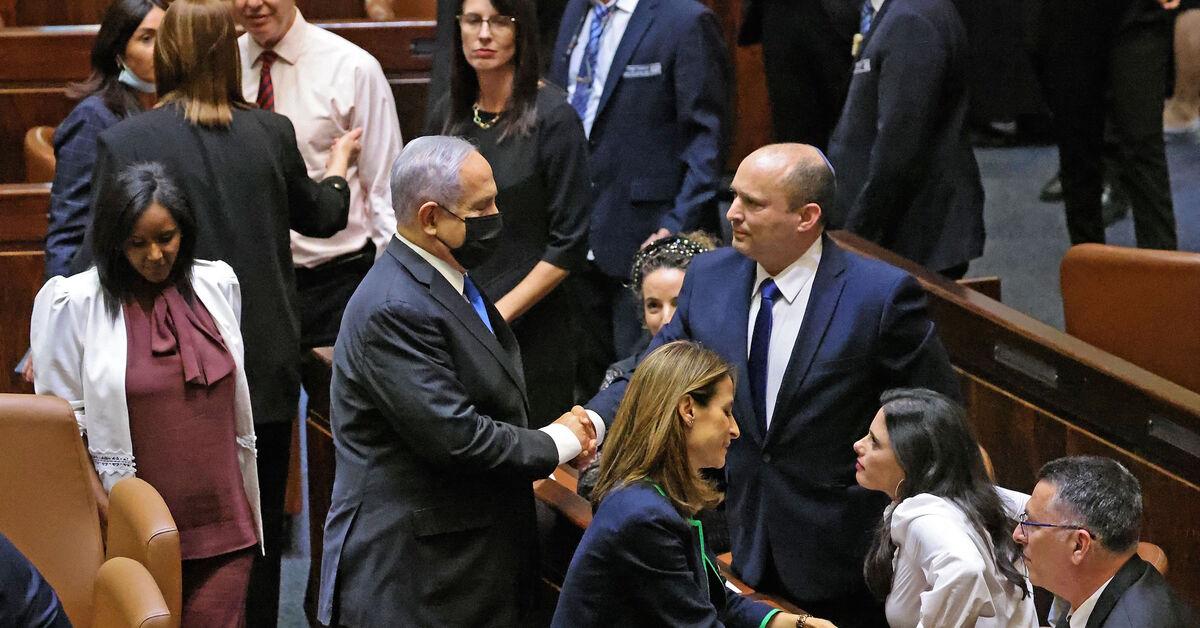 Netanyahu era ends as Naftali Bennett sworn-in as Israel's new PM