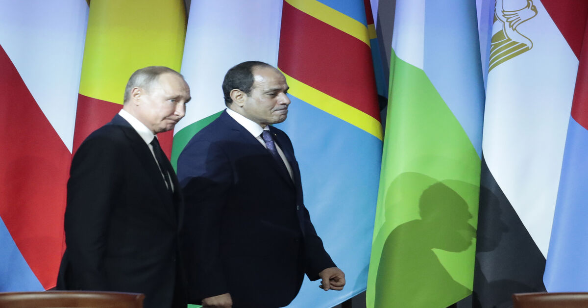 Egypt postpones nuclear power plant amid tensions with Russia over Nile dam
