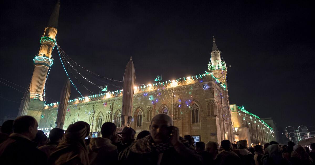 Egypt celebrates the Prophet's birthday with Sufi music stars