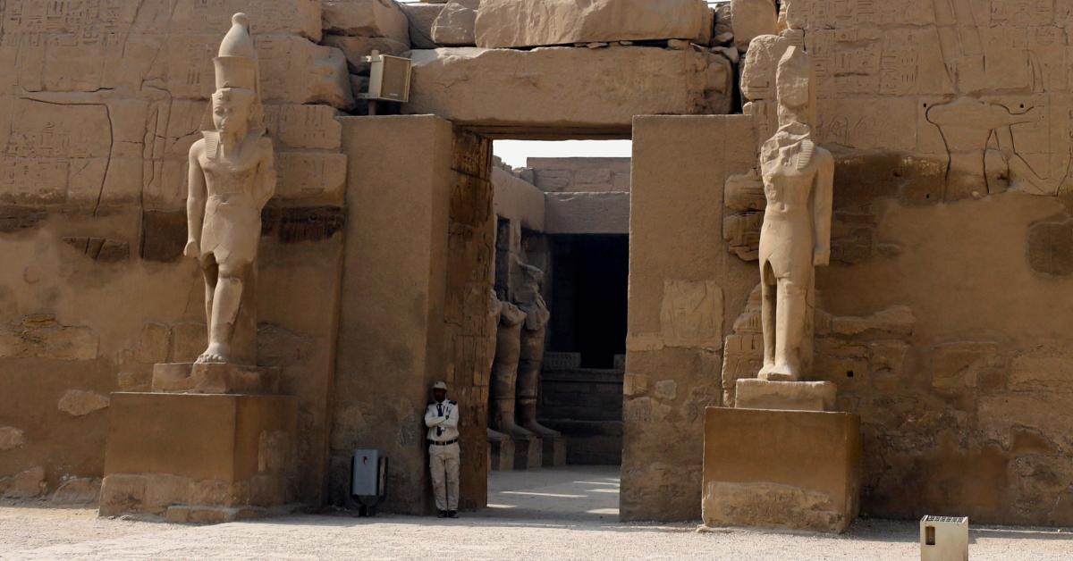 Coronavirus Cripples Egypt S Tourism Industry Al Monitor The Pulse Of The Middle East